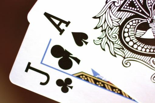 Blackjackstrategi