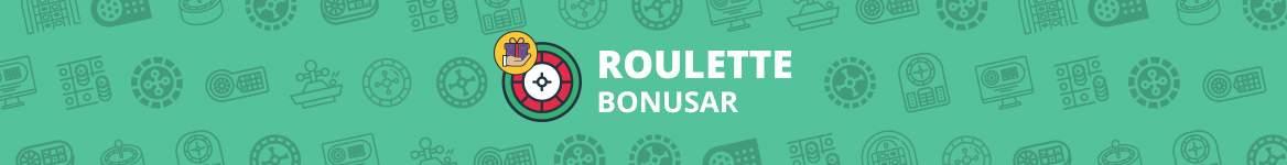 Roulette bonusar