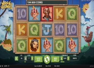 Hooks Heroes Slot Recension & Gratis Casino Spel