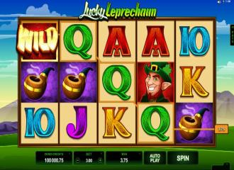 Lucky Leprechaun online slot | Euro Palace Casino Blog