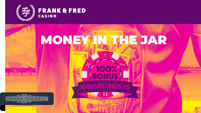 Frank& Fred Money in the jar