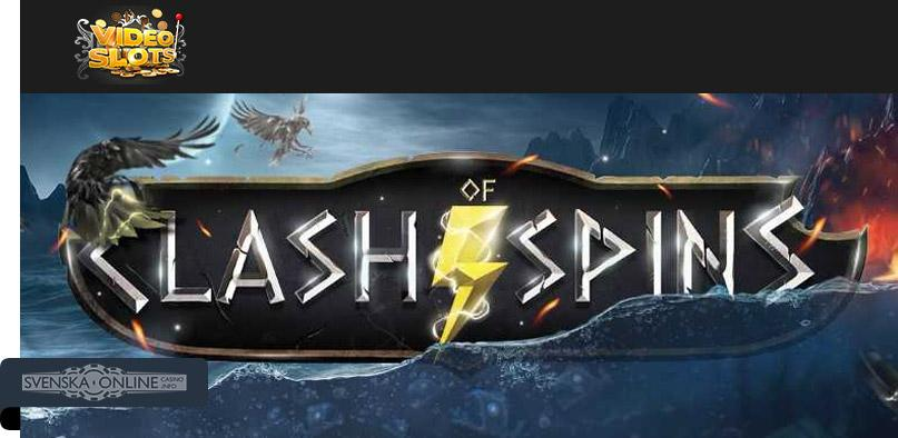 Clash of Spins videoslots