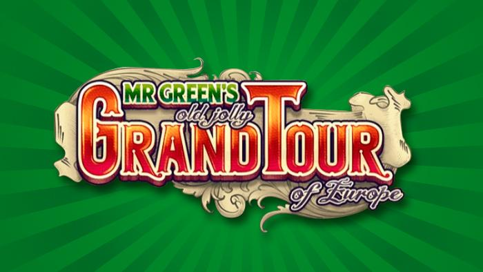 Mr Green Exklusiva Video Slot Grand Tour