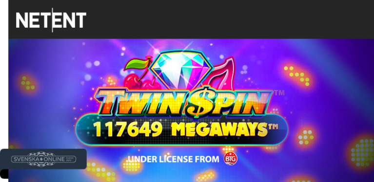 Twin Spin MegaWays NetEnt