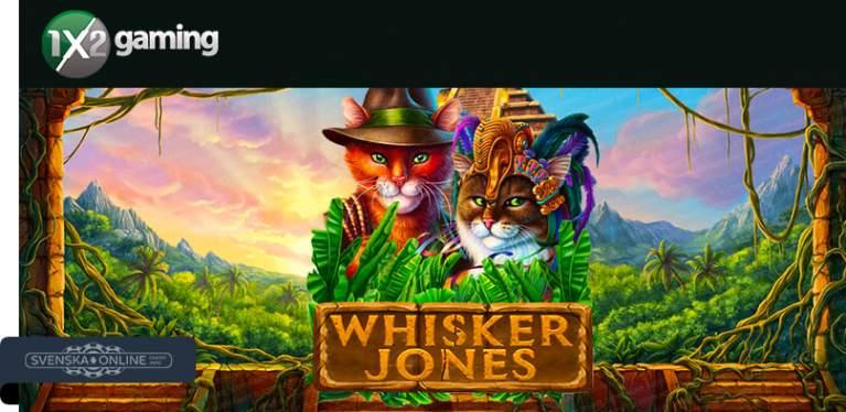 Whisker Jones slot