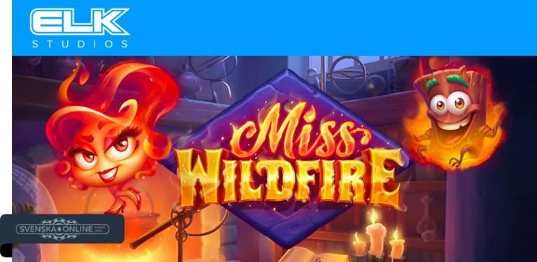 Miss Wildfire ELK Studios